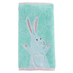 Celebrate Easter Together Bunny Hand Towel