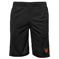 Boys 8-20 New York Mets Mesh Shorts