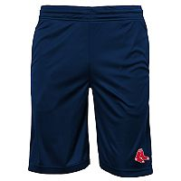 Boys 8-20 Boston Red Sox Mesh Shorts