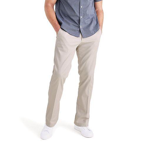 c8394dea590 Big & Tall Dockers® Stretch Easy Khaki D3 Classic-Fit Flat-Front Pants