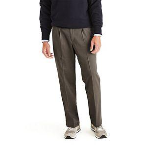 Big & Tall Dockers® Stretch Easy Khaki Classic-Fit Pleated Pants