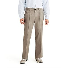 Big & Tall Dockers® Stretch Easy Khaki D3 Classic-Fit Pleated Pants