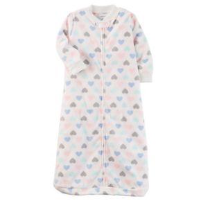 Baby Girl Carter's Fleece Sleep Bag