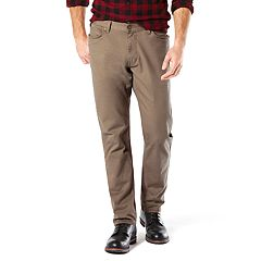 Big & Tall Dockers® Jean Cut D2 Straight-Fit Stretch Twill Pants