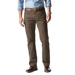 Big & Tall Dockers® Jean Cut D2 Straight-Fit Stretch Twill Pants