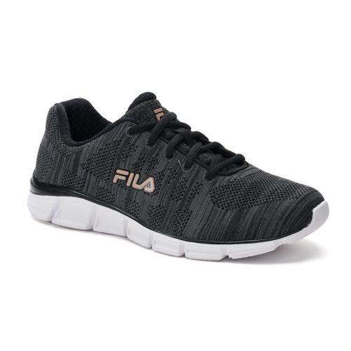 FILA® Memory Techknit Low ... Women's Sneakers