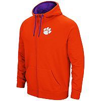 Men's Campus Heritage Clemson Tigers Zip-Up Hoodie