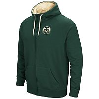 Men's Campus Heritage Colorado State Rams Zip-Up Hoodie
