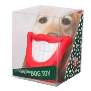 Wembley Guilty Grin Dog Toy