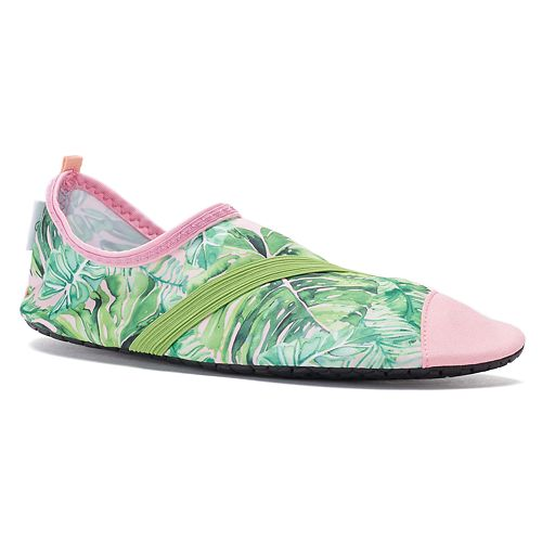 d05587a78116 FitKicks Active Footwear Women's Slip-On Shoes