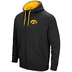 Men's Campus Heritage Iowa Hawkeyes Zip-Up Hoodie