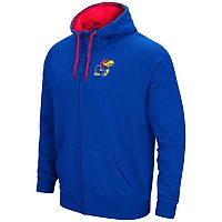 Men's Campus Heritage Kansas Jayhawks Zip-Up Hoodie