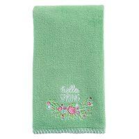 Celebrate Spring Together Hello Spring Hand Towel