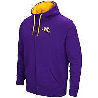 Men's Campus Heritage LSU Tigers Zip-Up Hoodie