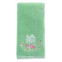 Celebrate Spring Together Hello Spring Fingertip Towel