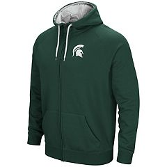 Men's Campus Heritage Michigan State Spartans Zip-Up Hoodie