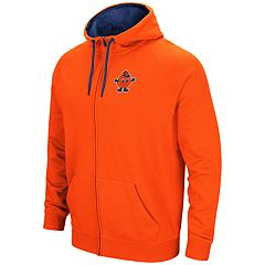Men's Campus Heritage Syracuse Orange Zip-Up Hoodie