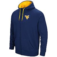 Men's Campus Heritage West Virginia Mountaineers Zip-Up Hoodie