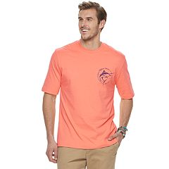 Big & Tall IZOD 'Offshore Charter' Swordfish Tee