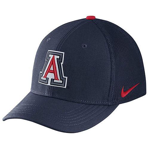Adult Nike Arizona Wildcats Aerobill Flex-Fit Cap