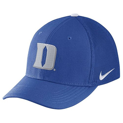 Adult Nike Duke Blue Devils Aerobill Flex-Fit Cap