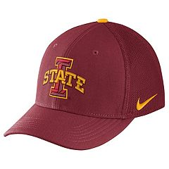 Adult Nike Iowa State Cyclones Aerobill Flex-Fit Cap