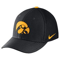 Adult Nike Iowa Hawkeyes Aerobill Flex-Fit Cap
