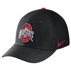Adult Nike Ohio State Buckeyes Aerobill Flex-Fit Cap