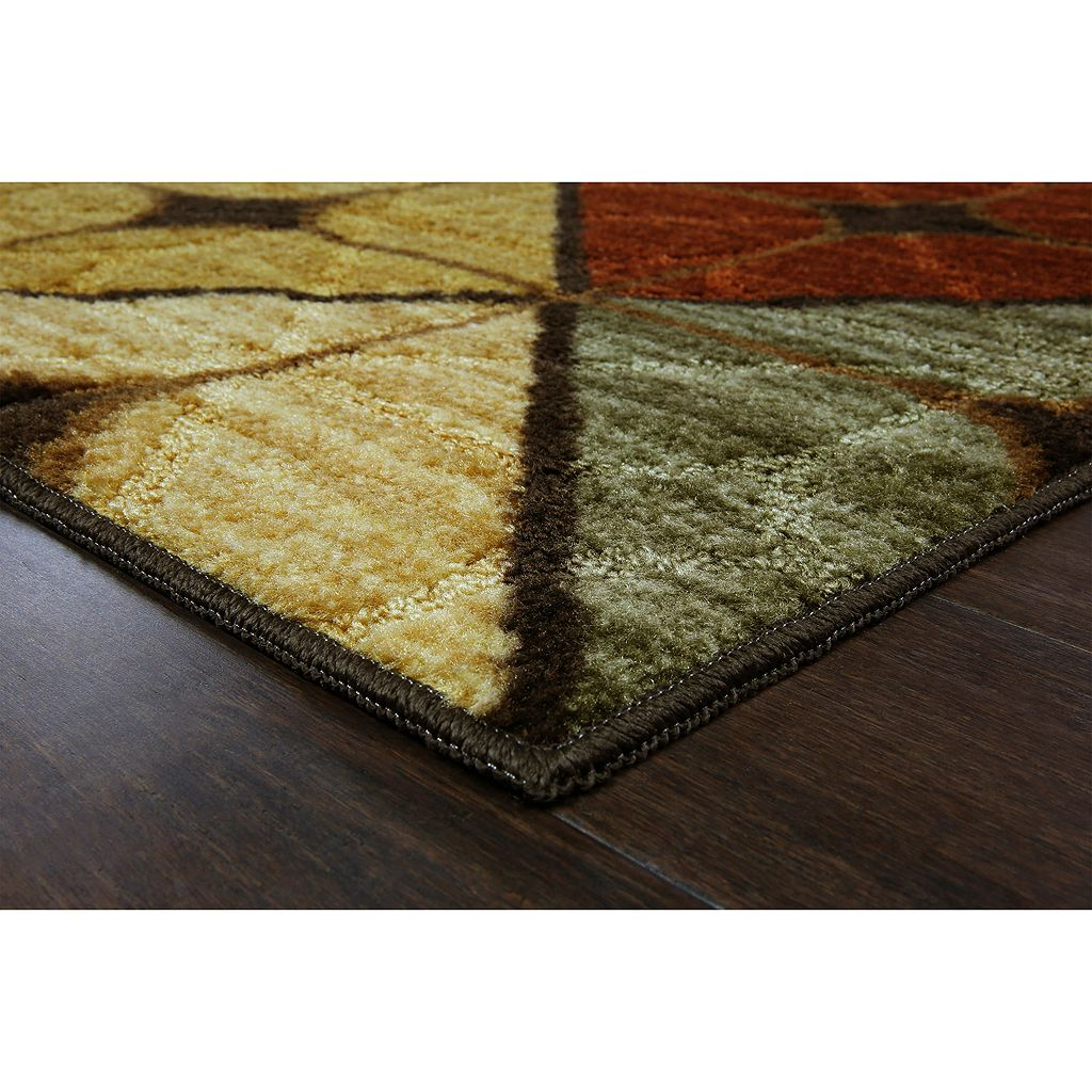Maples Highland Mariana Geometric Rug