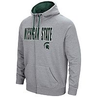 Men's Campus Heritage Michigan State Spartans Full-Zip Hoodie