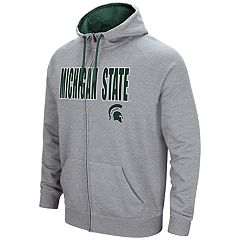 Men's Campus Heritage Michigan State Spartans Full-Zip Hoodie