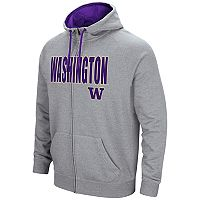 Men's Campus Heritage Washington Huskies Full-Zip Hoodie
