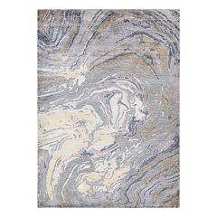 Couristan Sagano Muscle Shell Abstract Rug