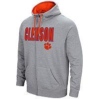 Men's Campus Heritage Clemson Tigers Full-Zip Hoodie
