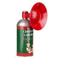 Wembley Christmas Carol In A Can Horn Noise Maker