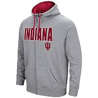 Men's Campus Heritage Indiana Hoosiers Full-Zip Hoodie