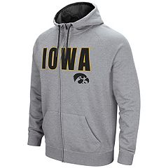 Men's Campus Heritage Iowa Hawkeyes Full-Zip Hoodie