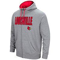 Men's Campus Heritage Louisville Cardinals Full-Zip Hoodie