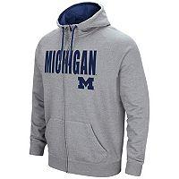 Men's Campus Heritage Michigan Wolverines Full-Zip Hoodie