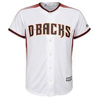 Baby Majestic Arizona Diamondbacks Cool Base Replica Jersey