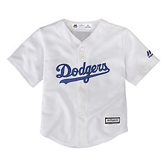 Baby Majestic Los Angeles Dodgers Cool Base Replica Jersey