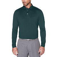 Men's Grand Slam MotionFlow 360 Regular-Fit Pocket Golf Polo