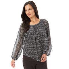 Women's Apt. 9® Layered Front Top