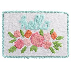Celebrate Spring Together Hello Spring Bath Rug