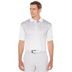 Men's Jack Nicklaus Regular-Fit StayDri Faded Paisley Golf Polo
