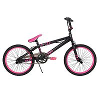 Girls Huffy Rosie 20-Inch BMX Bike