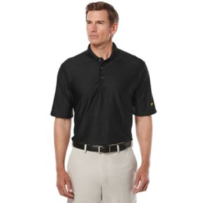 Men's Jack Nicklaus Regular-Fit StayDri Striped Golf Polo