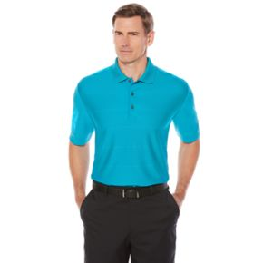 Men's Jack Nicklaus Regular-Fit StayDri Striped Golf Polo