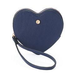 LC Lauren Conrad Love, Lauren Heart-Shaped Wristlet