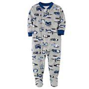 Baby Boy Carter's Footed Pajamas